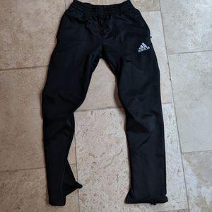 Adidas track pants (black)
